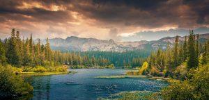 A shiatsu Angers, relaxation du corps, de l'esprit et des émotions comme ce beau paysage de nature