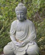Le Bouddha bien dans son Hara