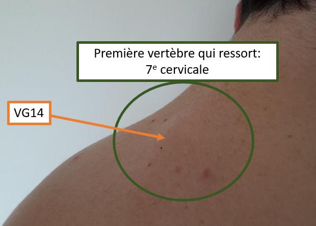 L'auto-massage chinois pour stimuler notre immunité: VG14